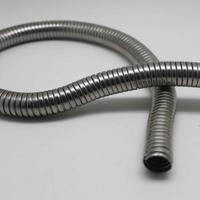 JSF-SPS不銹鋼雙扣金屬軟管 P4型不銹鋼雙扣軟管 雙扣電線保護軟管