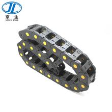 尼龍工程拖鏈 鋼鋁拖鏈 鋼制拖鏈-江蘇京生管業有限公司