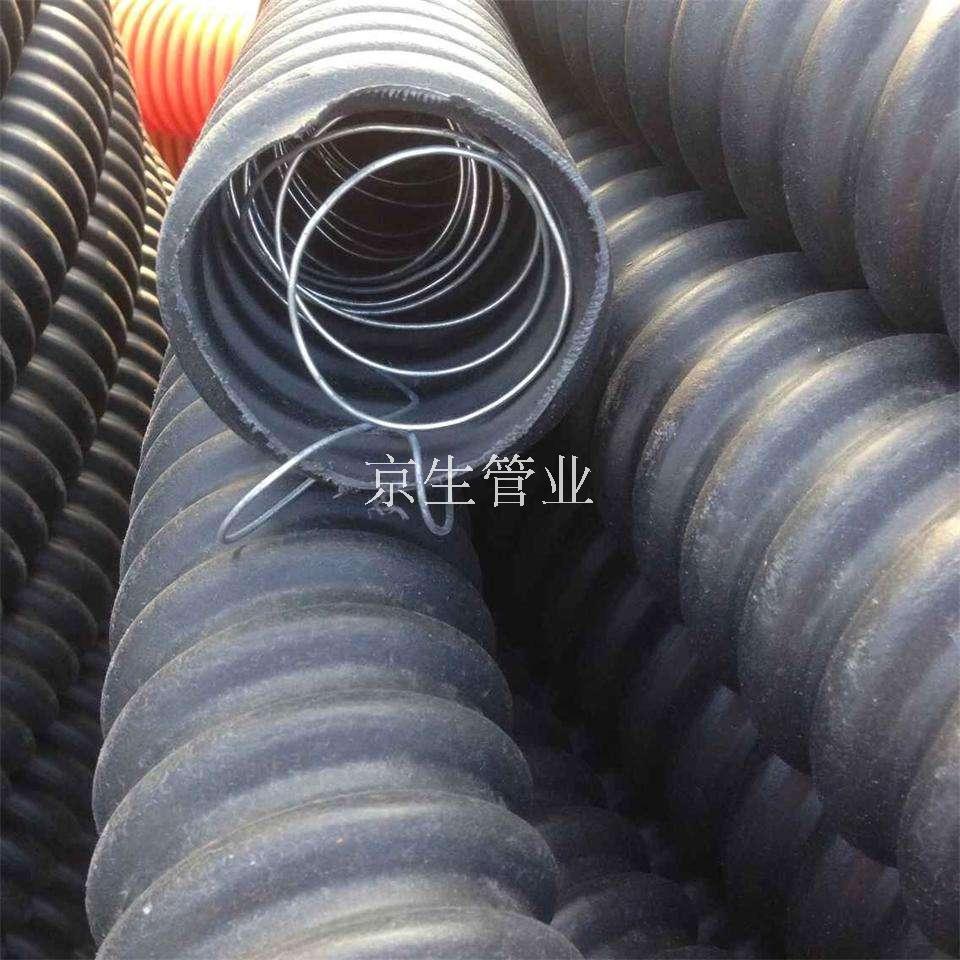 HDPE碳素波紋管 預埋穿線管 電力保護管